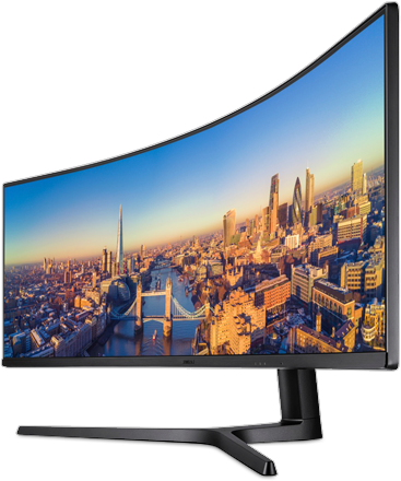 Samsung Curved 49'' monitor