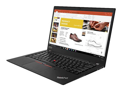 Lenovo ThinkPad T490s, mobile computer